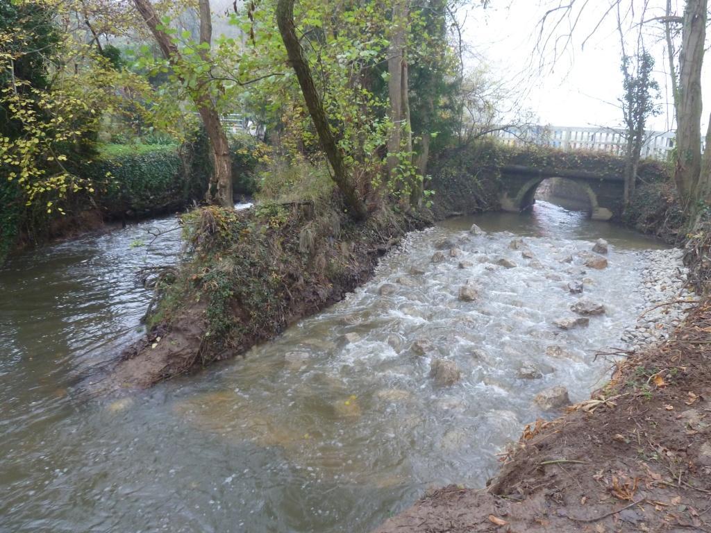 The Finished Article Rock ramp Sharpsbridge