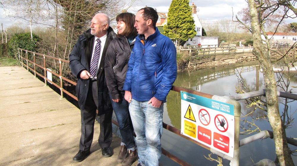 Funding for Ouse flooding