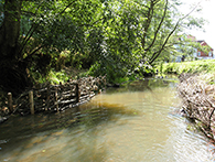 Hempstead Mill channel enhancement
