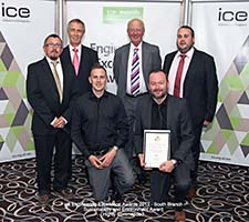 ICE Award to OART for MORPH work