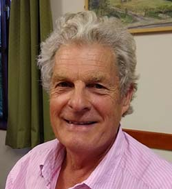 OART Chairman Dr Hew Prendergast